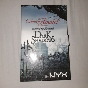NYX dark shadows